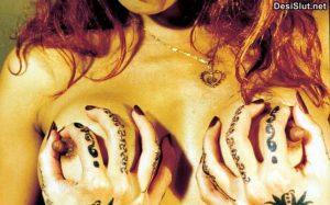big boobs monica suhagrat pis 300x187 - Indian Biwi Ne Chut mai Dildo Liya