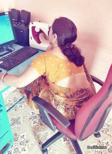 Jawan Bhabhi Online Cam ke Samne Nangi Hui