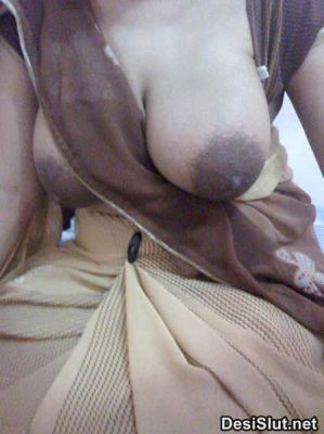 Rajasthani Aunty boobs aur bade nipples ke pics